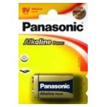Baterie alcalina Panasonic 6LR61APB 9V
