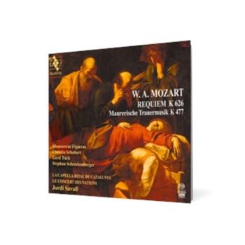 Wolfgang Amadeus Mozart - Requiem K 626