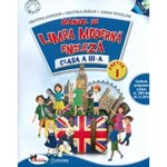 Manual limba moderan engleza clasa a III-a. Partea I + II