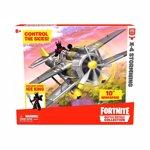 Figurine / Set de joaca Fortnite, X-4 Stormwing Plane si Ice King