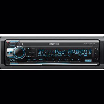 Player auto KenWood USB Bluetooth MultiColor KDC-X5200BT