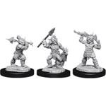 Miniaturi Nepictate D&D Nolzur's Marvelous Goblins & Goblin Boss