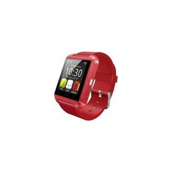 Ceas Smartwatch Tellur U8 Bluetooth Red tll00023