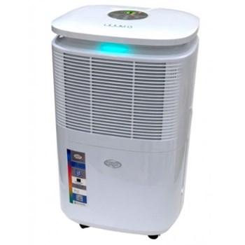 Dezumidificator de aer ARGO LILIUM 13, 13 l/24h, Higrostat digital, Functie uscare rufe, Debit de aer: 120mc/ora, Timer 1-24h, Mod automat, Atentionare rezervor plin, Afisaj digital