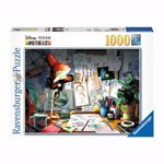 Puzzle Ravensburger - Disnay Pixar, Biroul artistului, 1000 piese