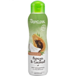 Sampon si Balsam TropiClean 2 in 1 Papaya, 592 ml