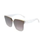 Ochelari de soare ALDO gri, Araxi103, din plastic
