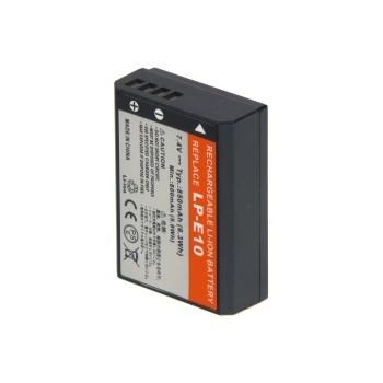 Acumulator Power3000 PL801B.054 tip Canon LP-E10 1046591