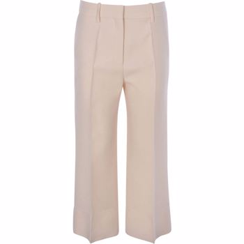 Valentino Garavani Wide Leg Pants In Pink UB3RB3X01CF A03 Culoarea Pink BM7900177