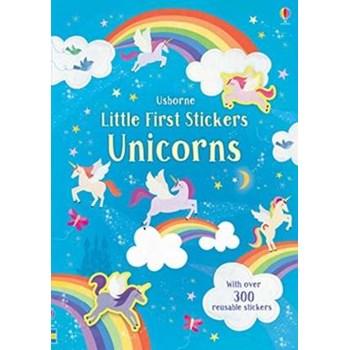 Little First Stickers Unicorns (Little First Stickers)