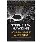 Scurta istorie a timpului - Stephen W. Hawking