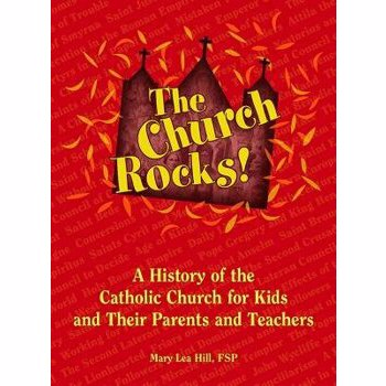 Church Rocks, Paperback - Mary Hill