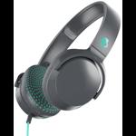 Casti audio On-Ear Skullcandy Riff, microfon, Gri