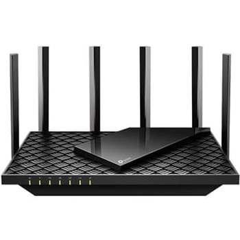 TP-LINK Archer AX73 router wireless Gigabit Ethernet Bandă dublă (2.4 GHz/ 5 GHz) Negru