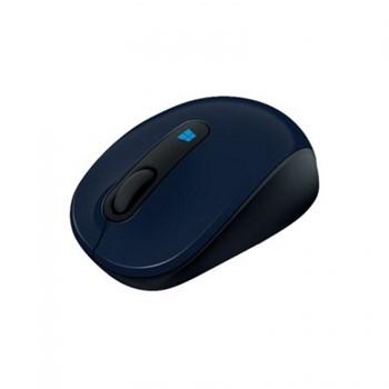 Mouse wireless Microsoft Sculpt Mobile Albastru