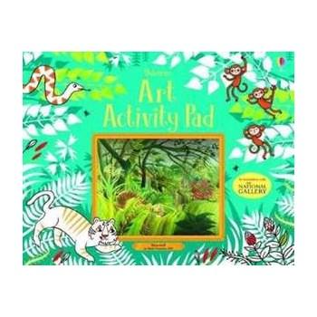 Art Activity Pad (Art Books)