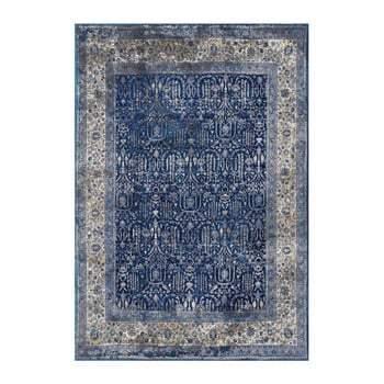Covor Floorita Tabriz, 80 x 150 cm, albastru-gri