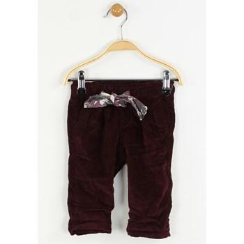Pantaloni ZARA Polly Dark Red