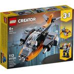 Lego creator drona cibernetica 31111