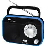 Radio Akai PR003A-410 Black RADIO PR003A-410