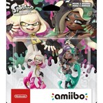 Nintendo AMIIBO PEARL & MARINA PACK (SPLATOON)