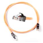 Cablu retea Nexans Cablu retea UTP cat. 6 3m orange