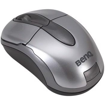 Mouse BenQ P800, optic wireless, 800dpi, negru