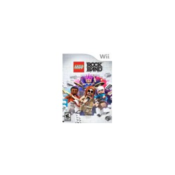 Warner Bros. Interactive Entertainment LEGO Rock Band (Wii)