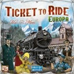 Joc Asmodee - Ticket to Ride Europe