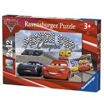 Puzzle 2 in 1 - Cars 3, 24 piese