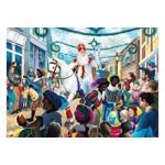 Puzzle King - Sinterklaas in The Netherlands, 1.000 piese (55813)