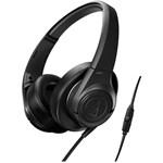 Casti Audio-Technica ATH-AX3iS Negru