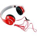 Casti Over-Ear SBOX HS-501R, Microfon, Red