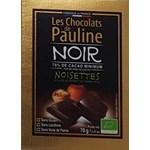 Ciocolata neagra cu alune - Les Chocolats de Pauline
