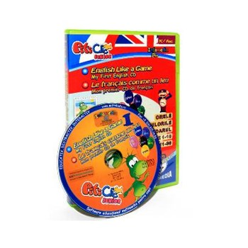 CD PitiClic Senior - English like a game. Le francais comme un jeu 978-973-8918-67-2