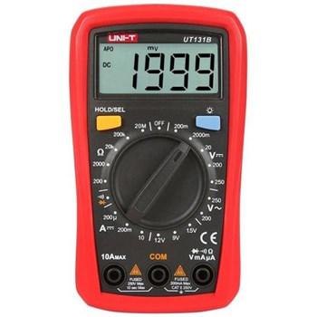 Pachet, Multimetru digital, redefineste standardele de performanta pentru multimetrele digitale pentru incepatori, Uni-T, UT-131B cu Lanterna LED
