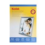 Hartie Kodak A3 Photo Ultra Premium Glossy 20 coli