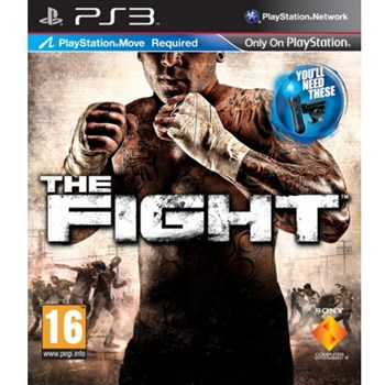 Joc PS3 The Fight Move Edition
