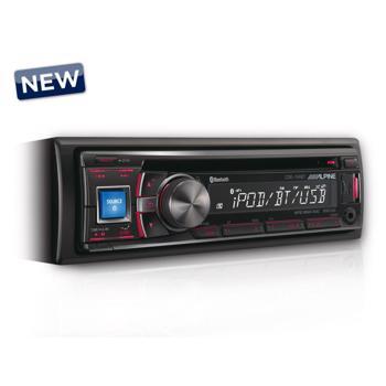 CD Player Auto Alpine CDE-134BT