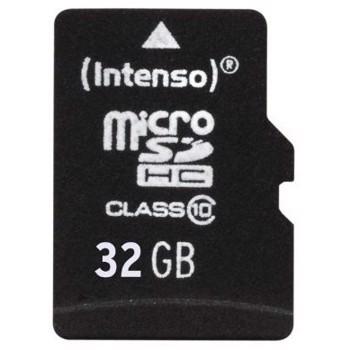 Card Intenso microSDHC 32GB Clasa 10