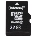 Card Memorie Intenso MicroSDHC 32GB Clasa 10 + Adaptor SD 3413480