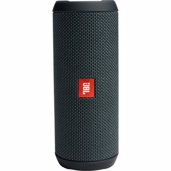 JBL Flip Essential Portable Bluetooth Speaker with Rechargeable Battery, Gun Metal Black