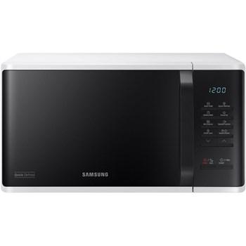 Cuptor cu microunde Samsung MS23K3513AW, 23 l, 800 W, Control tactil, Alb