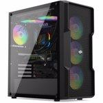 Carcasa Silentium PC Regnum RG6V EVO TG, Fara Sursa