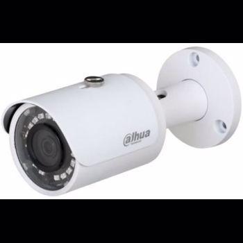 Camera de supraveghere Dahua IPC-HFW1431S Bullet, 4MP, CMOS 1/3'', 2.8mm, 18 LED, IR 30m, WDR 120dB, H.265+, IP67, Carcasa metal+plastic