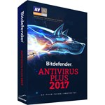 Securitate Bitdefender Antivirus Plus 2017, 1 PC, 2 ani, New License, Retail