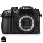 Aparat foto Mirrorless Panasonic Lumix DMC-GH4 16 Mpx Black Body