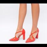 Pantofi Tiran Rosii