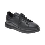 Pantofi FLAVIA PASSINI negri, 21612, din nabuc