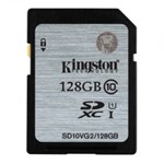 Kingston SDXC 128GB, Class 10, UHS-I, citire 45MB/s